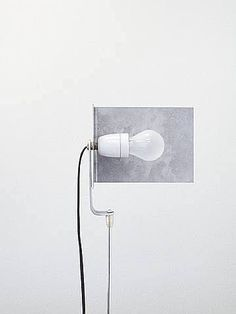 Lamp 1960 | lighting . Beleuchtung . luminaires | Design /artwork made in Germany: Joseph Beuys |