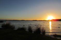 Lake Horowhenua, NZ