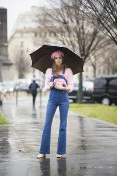 Fashion Week de Paris Automne/Hiver 2016 - Street Style