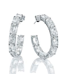 Ashoka Hoop Earrings