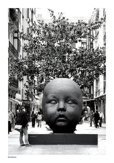 Antonio Lopez Sculpture by Donibane