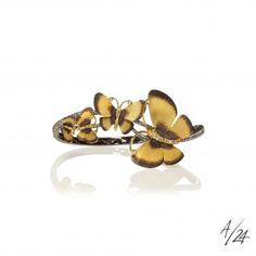 Butterflies Bangle