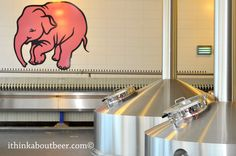 Pink Elephant at Delirum