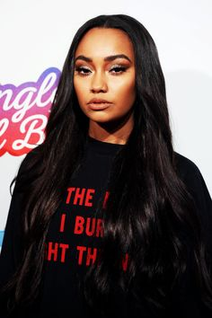 "pezzabam: ""Leigh- Anne at the Jingle Bell Ball - 3/12 """