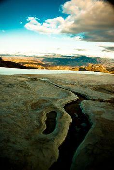 hierve el agua - Oaxaca