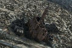 City of Ruins - World War 2 Warsaw 3D reconstruction