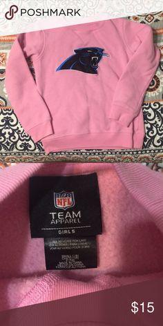 1f23c676c Sweat shirt Little girl Carolina Panther sweat shirt Shirts   Tops  Sweatshirts   Hoodies