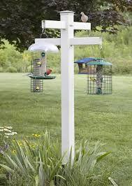 Image Result For Wood Bird Feeder Posts Bird Feeders Bird Feeder Station Bird House Feeder
