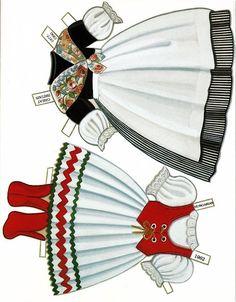 Paper Dolls~The Blonde Series - Bonnie Jones - Picasa Web Albums Felt Dolls, Doll Toys, Baby Dolls, Paper Cutting, Paper Toys, Paper Crafts, Paper Art, Effanbee Dolls, Paper Dolls Printable