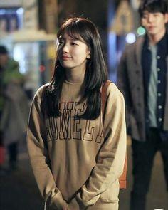 Suzy Uncontrollably Fond still~ Bae Suzy, Kim Woo Bin, Korean Model, Korean Singer, Cute Korean, Korean Girl, Uncontrollably Fond Korean Drama, Korean Actresses, Actors & Actresses