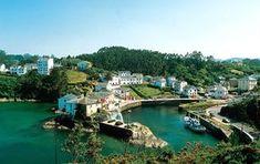 Víavelez, Asturias Asturias Spain, Paraiso Natural, Spain Travel, Places To Go, Beautiful Places, River, Explore, Outdoor, Places To Visit
