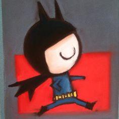 Little Batman by Robert Greenwood