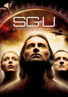 Stargate Universe (SGU) - Darker and moodier than the original Stargate or the Atlantis version.  Took me awhile to get into, but I enjoyed it once I did.  Much more character driven and somber, they stray from the Stargate formula.