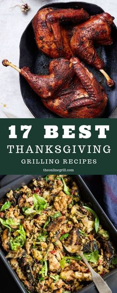 Check out this list of the very best thanksgiving grilling recipes for your holi. Check out this list of the very best thanksgiving grilling recipes for your holiday cooking. Healthy Thanksgiving Recipes, Holiday Recipes, Dinner Recipes, Healthy Recipes, Grilling Ideas, Thanksgiving Diy, Bbq Ideas, Holiday Meals, Recipes