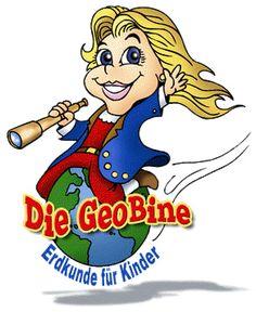 Die GeoBine - Infos zur Erdkunde und Märchen aus aller Welt