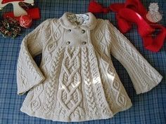 Crochet Designs Free: Blouse and crochet baby set with standard