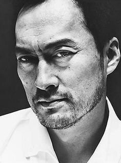 Ken Watanabe, always amazing.