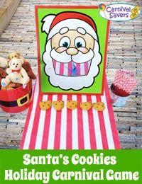 Fun Christmas Carnival Idea - Christmas Tree Balloon Pop ...