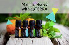 Making money with dōTERRA