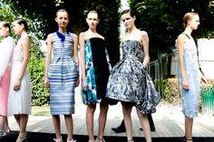 Christian Dior Spring 2014 Collection #ParisFashionWeek #ChristianDior #Spring2014 #RTW #PFW