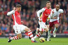 Arsenal 5-0 Aston Villa
