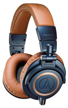 Audio Technica Professional Headphones ATH bassier than 4d609eaa54