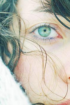 #beau green eye