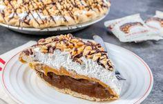 12 Pies for the Holiday Season Cream Cream, Cream Pie, Goo Recipe, Edible Magazine, No Bake Cheesecake, Chocolate Cream, Sweet Cakes, Recipe Using, Summer Recipes