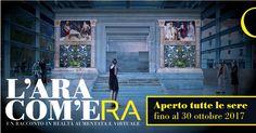 L'Ara com'era / Eventi - Museo dell'Ara Pacis