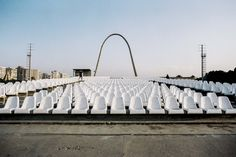 Gallery of See Oscar Niemeyer's Unfinished Architecture for Lebanon's International Fair Grounds - 6