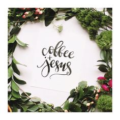 """Caramel cappuccino ☕️ + this verse in my daily devotional: """"Show me your ways, Lord,  teach me your paths. Guide me in your truth and teach me,  for you are God my Savior,  and my hope is in you all day long."""" ➰ Psalm 25:4-5"""