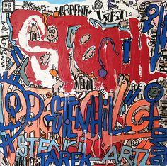 Stencil stenhil by Tarek