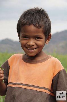 Kid at Lebok Taliwang - #Sumbawa
