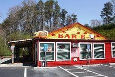 Colonel Poole's BBQ - Ellijay, Georgia