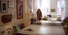 Sarah Jessica Parker's West Village Brownstone (8)