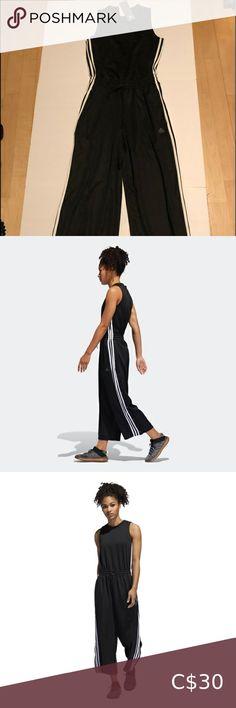 I just added this listing on Poshmark: COPY - Adidas sleeveless pantsuit. #shopmycloset #poshmark #fashion #shopping #style #forsale #adidas #Pants