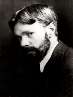 D.H. Lawrence.  <3