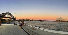 Sydney though  #panorama #sydney #beauty #australia #sydneyoperahouse #sydneyharbourbridge #sunset by adamlipschitz http://ift.tt/1NRMbNv