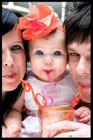 Too cute family photo