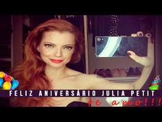Feliz Aniversário Julia Petit! ♥