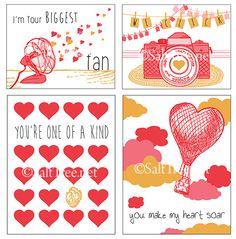 valentine card printable – freebie!