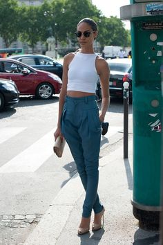 In love with Joan Smalls