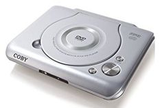Coby DVD-211 Compact DVD Player with Progressive Scan $65.35