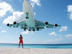 would love to have something similar for one of my wedding picture done at maho beach , st martin