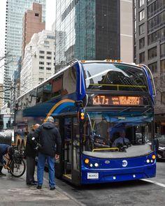 Metropolitan Transportation Authority, New Flyer, Bus Coach, Busses, Coaches, East Coast, New York City, American, Vehicles
