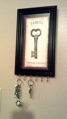 Mi nuevo porta llaves!!!