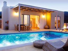 Pleiades Luxurious Villas 5 Stars luxury hotel villa in Agios Nikolaos Offers Reviews