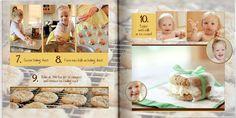 Recipe photo book . . .