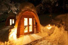 Sustainable Tourism, Eco Pod Hotel