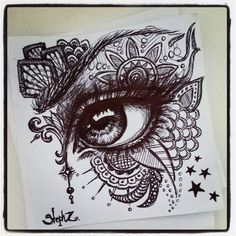 Hipster drawings, eye drawings, drawing sketches, pencil drawings, eyes a. Pencil Art Drawings, Easy Drawings, Tattoo Drawings, Drawing Sketches, Couple Drawings, Drawing Tips, Drawing Ideas, Mandala Drawing, Mandala Art
